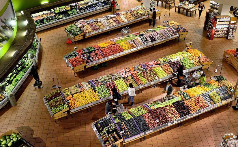Wo kaufen die Deutschen ihre Lebensmittel?